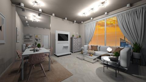cosy - Living room - by joja12345678910