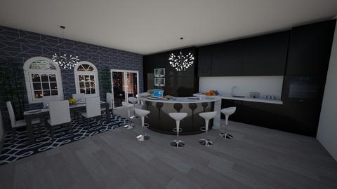 kitchen bar - Kitchen - by martinal2
