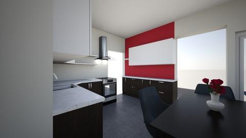 kitchen 2 - Kitchen - by simona_np