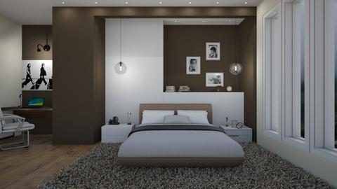 BoyBedRoom - Bedroom - by Nard8A