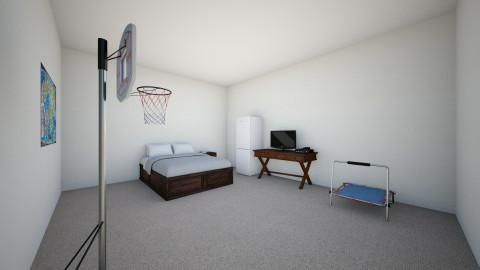 My Dream Room - Bedroom - by Thomas McDevitt