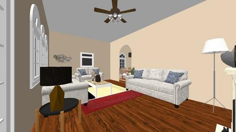 Dads livingroom - Living room - by matthewscott88