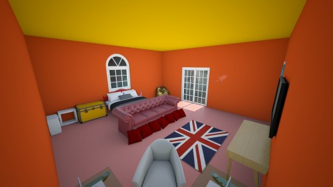 JJs dream room - Bedroom - by roommaker123