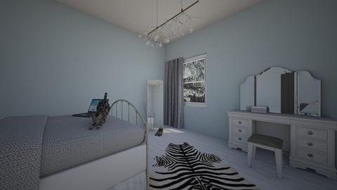 room - Bedroom - by CuteaqneZ