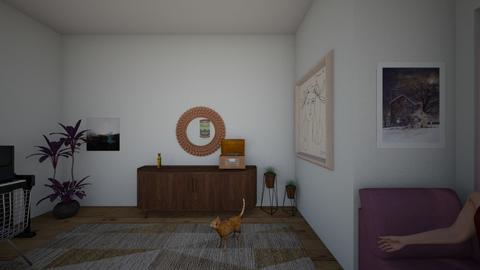 jjikk - Living room - by natasznix