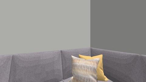 Living room_ 1_ - Vintage - Living room - by fhwge tbgfb wb  t