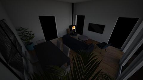 living room 2 - Modern - by lukhi