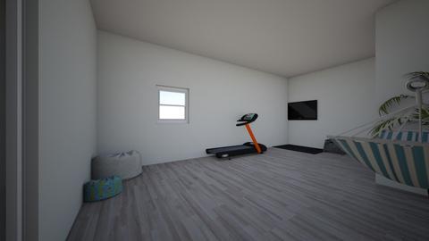 Gym - Kids room - by averyb1213