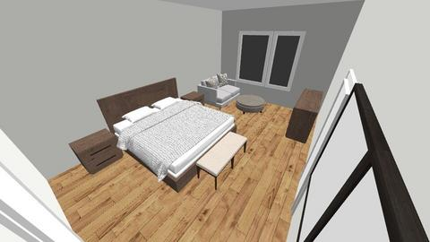Marks Layout Proposal - Bedroom - by markpc1203