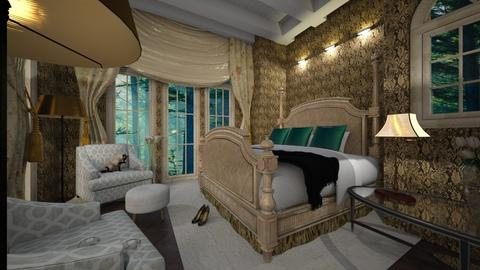 Bedroom - by Yavanna