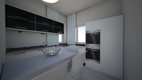 GA konyha 2 - Kitchen - by mju