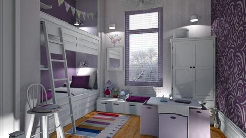 Bunk bed - by rossella63