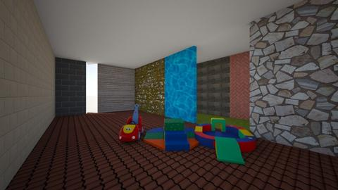 kyes epic room - Bathroom - by StAugustineAcademy