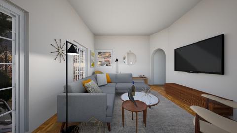 John Anzur Living - Living room - by Brandon Clark