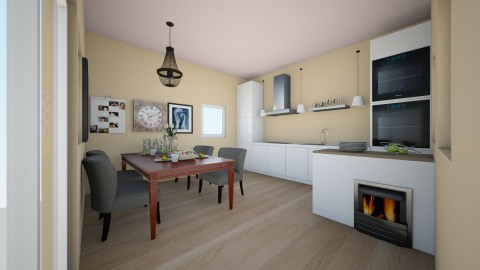nada - Classic - Kitchen - by nada12