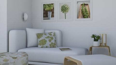 Simplicity2 - Living room - by Timea Fischer