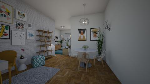 apbv - Living room - by Tainaraa