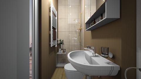 Casa385Bathroom - Eclectic - Bathroom - by nickynunes
