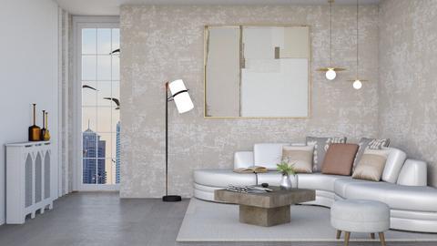 hok - Living room - by chichi dz