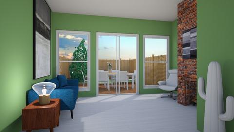 Garden template 324 - Living room - by Puppies44