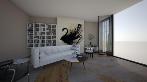 kjhy - Living room - by chaimaeh