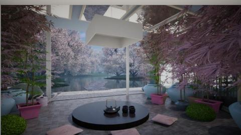 family home 185 - Modern - Garden - by Stavroula Chatzina