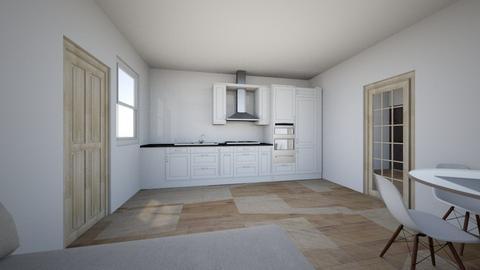 ap50m - Kitchen - by arch7