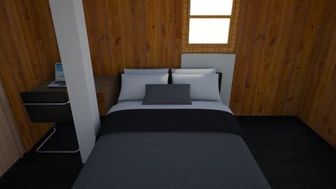 MyDreamRoom - Retro - Bedroom - by gregor20021