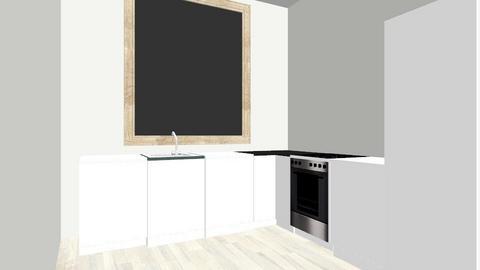 Woonkamer keuken - Living room - by ronaldnr1