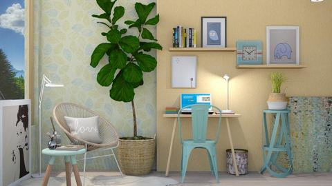office ecle - by intdeson