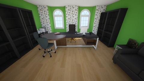 Office Space - Office - by ockey33