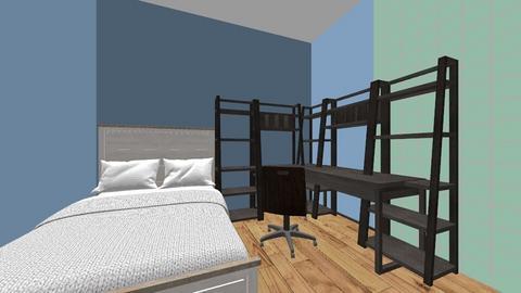 test2 - Living room - by gregven