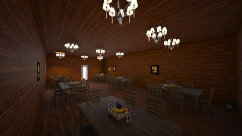 ki - Dining room - by BALSTICS FIRE