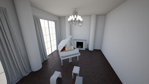 Royal - Living room - by petya_zafirova