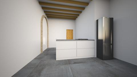 cucina Dino - Kitchen - by And22