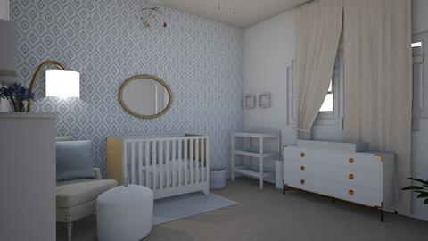 Nursery - by bluepixey22
