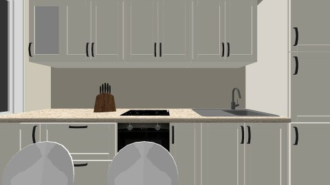 8 - Classic - Kitchen - by JWS23