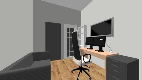 Shoe Room Idea1 - Office - by nlkicks