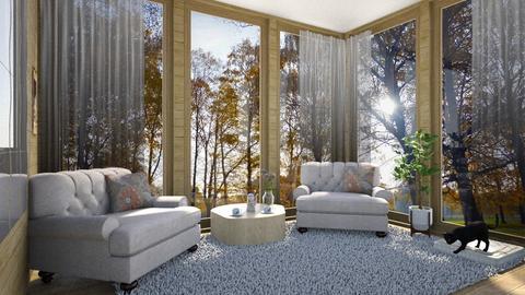 Autumn - Living room - by sandra_a