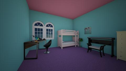 Maeve - Kids room - by gem27
