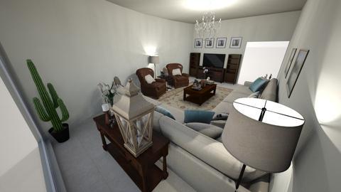 shaikh ali guest 2 - Living room - by lorenz