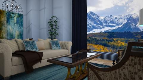 rocky - Living room - by zsjv1989gmailcom