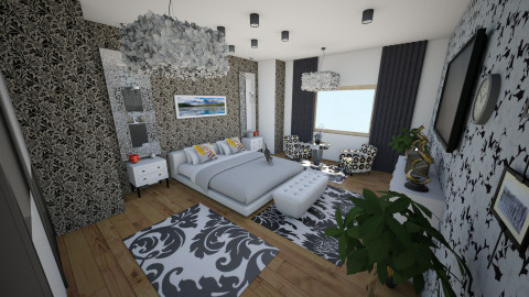 2 - Bedroom - by _one_only_