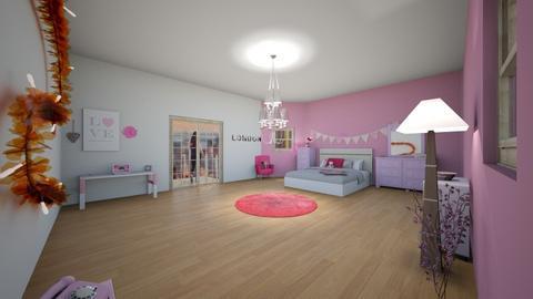 City View - Modern - Bedroom - by DobbyThePuppy
