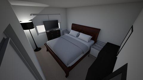 master bedroom clean  - Bedroom - by diorrnicholson812