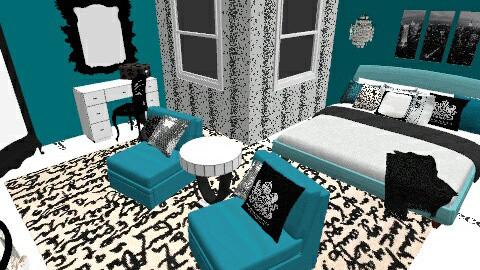 teen room - Bedroom - by cyrill