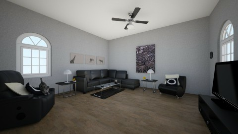 LR - Living room - by Beautifullyinspired