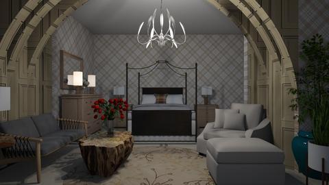Arch - Bedroom - by Sue Bonstra