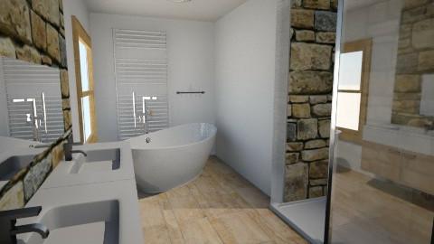 ASX1 - Modern - Bathroom - by PiggyPower