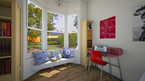 my room idea 2 - Bedroom - by Cecily Reid
